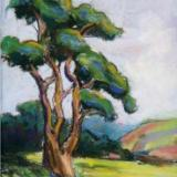 Hill Side Sentry - SOLD