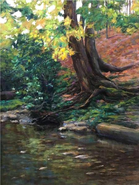 Reaching for the River (Sold)