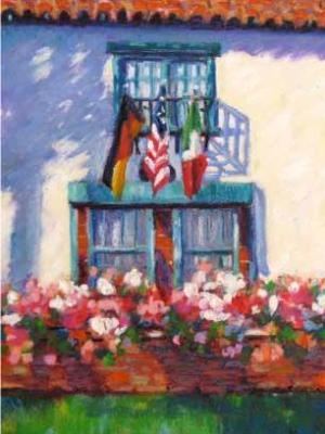 """""""Flags and Flowers"""""""