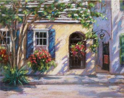 """""""Yellow Cottage"""" - Sold"""