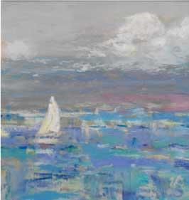 Summer Sailing - SOLD