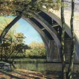 """Under Dublin Bridge"" - SOLD"
