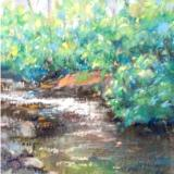 Morning at the Creek - SOLD