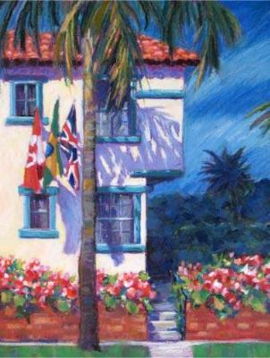 """""""Flags and Flowers II"""""""